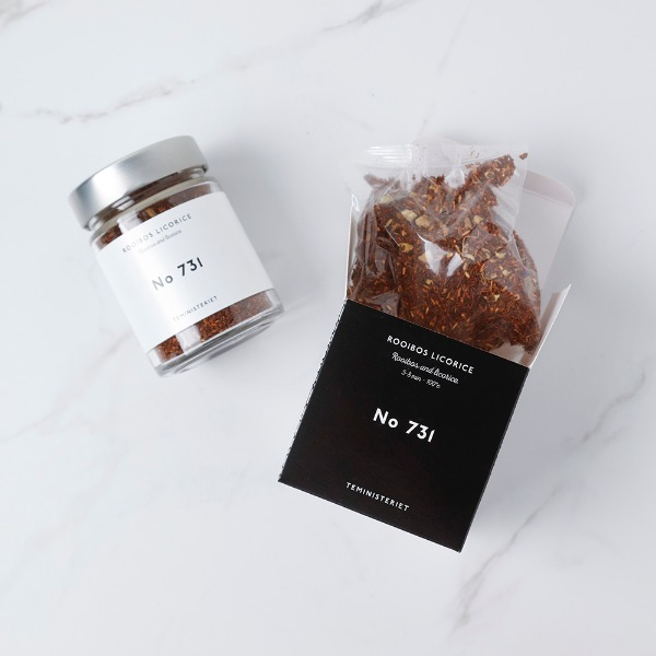 No 731  ROOIBOS LICORICE