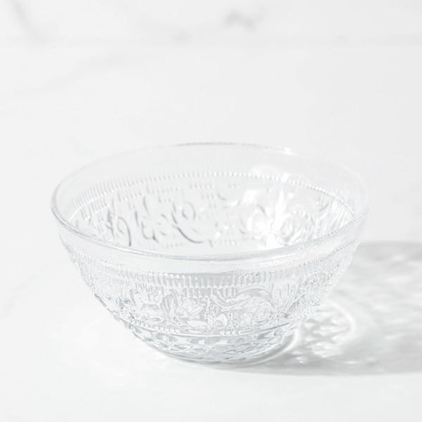 glass pattern bowl